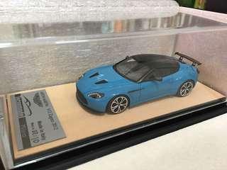 1/43 Tecnomodel Aston Martin V12 Zagato 2013