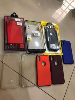 Iphone X casing (used 2-3 times only)