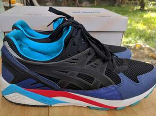 ASICS GEL Kayano Trainer Blue/Black