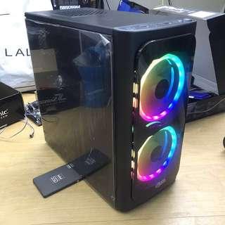 Small RGB Gaming PC (i5, 16B Ram, GTX1060, SSD)