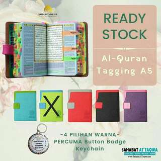 Alquran tagging