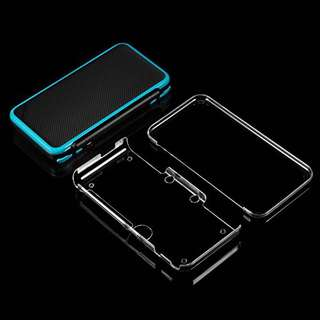 New Nintendo 2DS XL Clear Crystal case SCREEN PROTECTOR