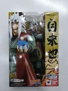 Jiraiya by Bandai S.H.Figuarts Naruto Tamashii Nations