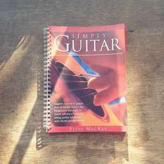 Simply Guitar by Steve Mackay