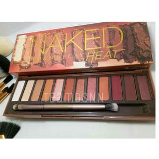 EYESHADOW NAKED HEAT