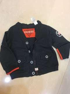Guess jacket 18months boy