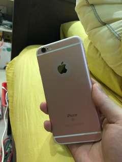 Iphone 6s 64gb original usa set