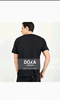 Promo doxa kaos polos tanpa jahitan samping setara gildan