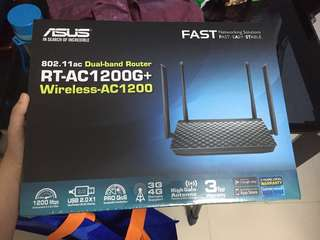 Asus Wireless Router (Reserved)