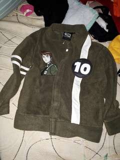 Ben 10 jacket small authentic