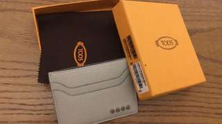 TODS card holder