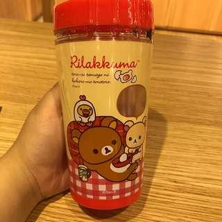 🚚 三麗鷗拉拉熊水杯