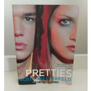 Pretties by Scott Westerfeld (Paperback / softback, 2011)