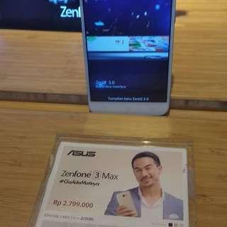 Zenfone 3 Max Pro bisa kredit