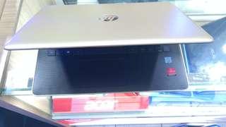 Kredit Laptop HP 14-bs129tx.promo gratis 1x angsuran