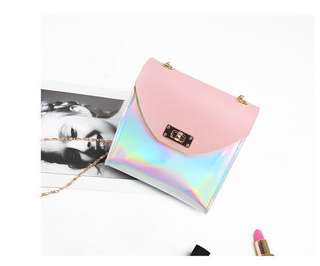 BN Holographic Sling Bag / Handbag