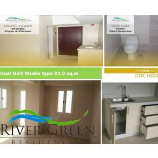 BRAND NEW Condo for Sale, Ready for move-in, FLEXI-PLAN thru bank and Pag-IBIG