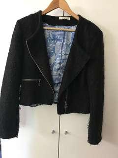 Two styles black jacket