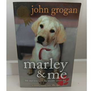 Marley and Me by John Grogan (Paperback, 2008)
