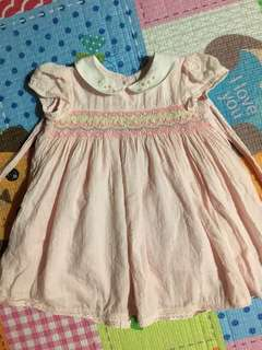 First Impression Dress 12-18 mos.