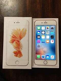 Iphone 6s plus 128Gb Rosegold