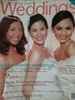 Metro Wedding Magazine