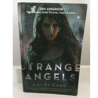 Strange Angels by Lili St. Crow (Paperback, 2009)