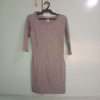 Fitted dress from f21