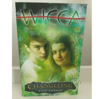 The Changeling (Book 8 of the Wicca series) by Cate Tiernan