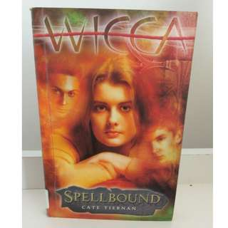 Spellbound (Book 6 of the Wicca series)by Cate Tiernan