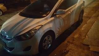 Hyundai ELANTRA 2011 MT