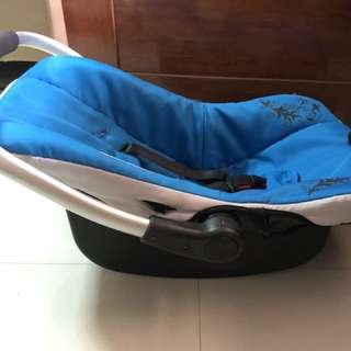 Affordable Clean Baby Carseat