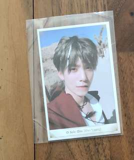 SF9 Hwiyoung Knights of the Sun Photocard