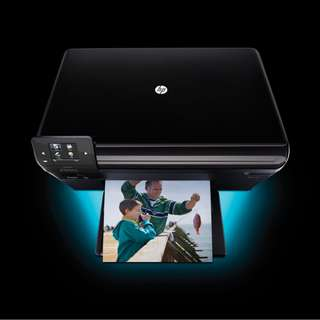 HP Photosmart Wireless e-All-in-One B110a FULL SET