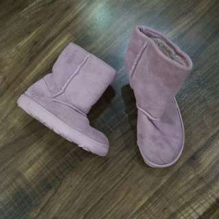 Mother care winter booties