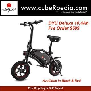 [Pre Order] DYU Deluxe 10.4Ah
