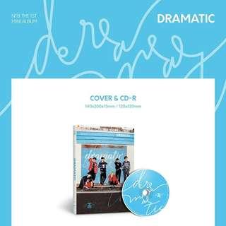 NTB-Dramatic [1st Mini Album]