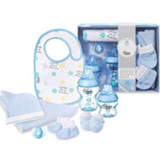 Tommee Tippee Closer to Nature Medium Gift Set Boy