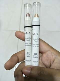 Used NYX Jumbo Eye Pencil