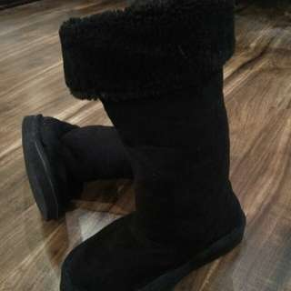 Zara winter booties