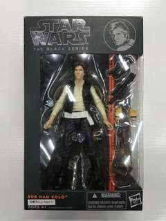 Han Solo Starwars Black Series by Hasbro