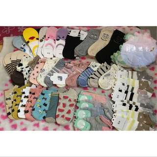 🚚 彩色襪子