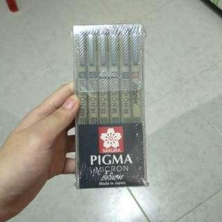Sakura pigma micron