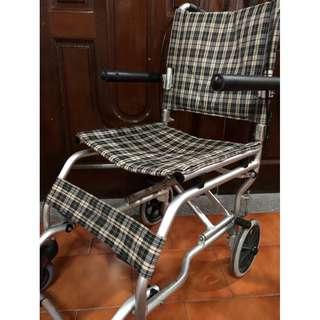 Lightweight Travelling Wheelchair