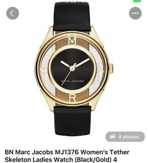 Marc Jacobs Watch MJ1376