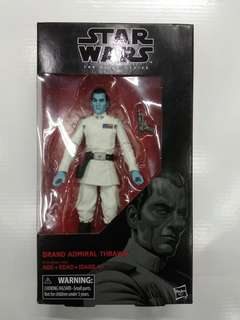 Grand Admiral Thrawn Starwars Black Series by Hasbro