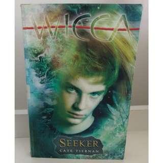 Seeker by Cate Tiernan (Book 10 of the Wicca Series)