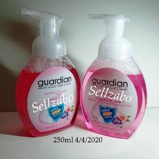 Guardian Valerian & Rose Foam Handwash