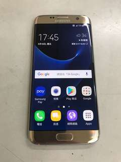 🚚 SAMSUNG GALAXY S7 edge 金色!