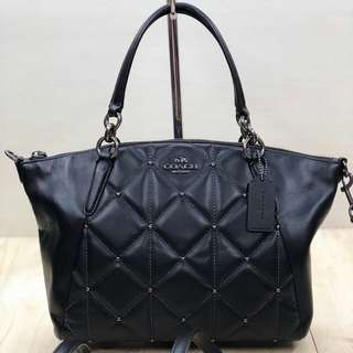 Coach Kelsey Small Quilted